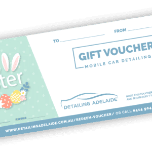 Easter Gift Card by Detailing Adelaide