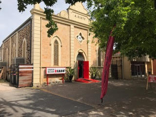 Located inside Church on Sydenham Road, Norwood - contact us