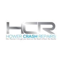 We recommend and use Hower Crash Repairs